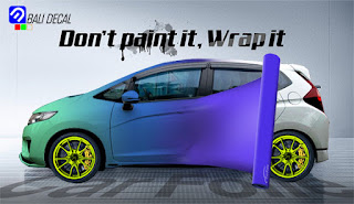 car wraps chepest on bali