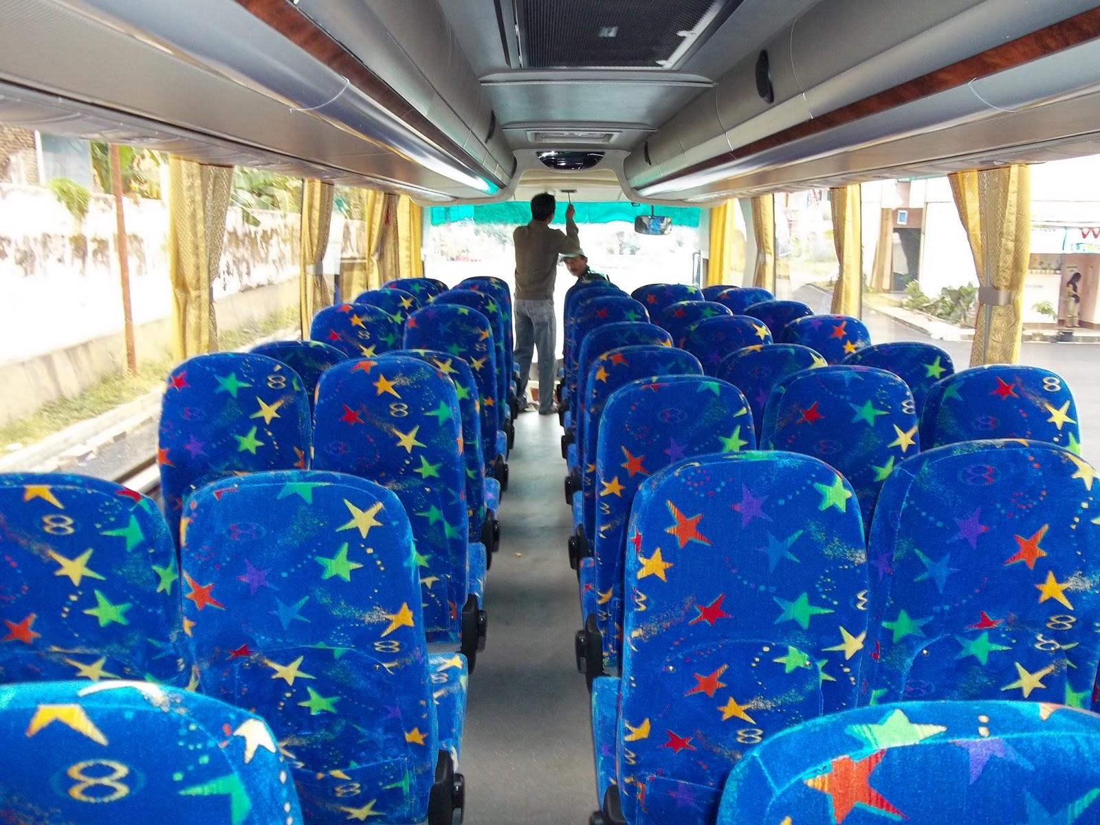 Nama PO & Rute Bus Malam untuk Jurusan Jakarta - Wonosobo.