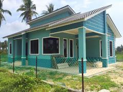 Bina rumah tanah sendiri
