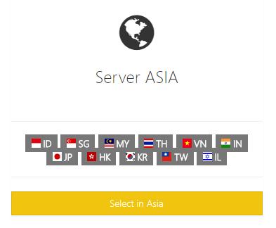 Akun vpn indonesia yang masih aktif