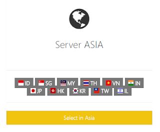 Server Asia