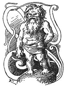 Singular dwarf by Frølich