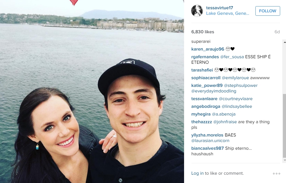 kaitlyn lawes dating scott moir The mission going into the national scotties was to win one for kaitlyn lawes lawes, who is dating canadian olympic figure skater scott moir.