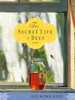 THE SECRET LIFE OF BEES - BOOK COVER