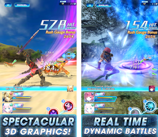 STAR OCEAN: ANAMNESIS Apk v1.1.1 Free for android