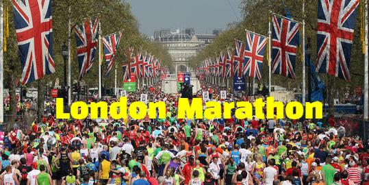 London Marathon 2018 full Winners list,  Eliud Kipchogeon first , Shura Kitata on 2nd,  Mo Farah on third, latest results
