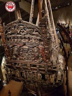 Museo Vasa, Estocolmo, Suecia