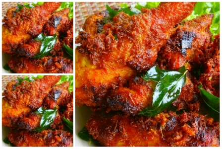 Resep Mudah dan Praktis Memasak Ayam Bakar Rica Rica
