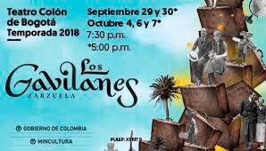 LOS GAVILANES | Teatro Colon