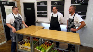 Great British Menu 2017 Wales Starter ep.26