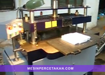 Mesin Pembuat Amplop | Envelope Die Cutting Machine