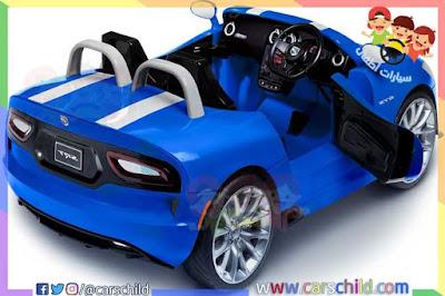 سيارات اطفال صغار حقيقية التصميم بأسعار مناسبة