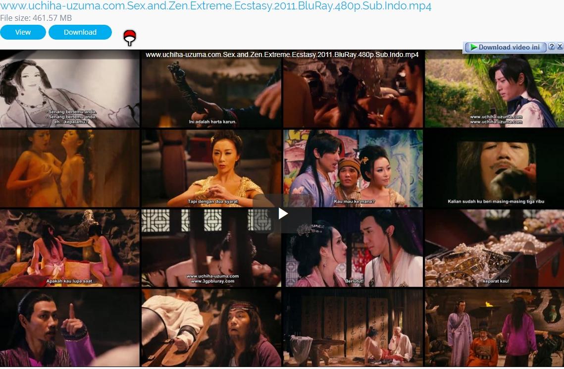Screenshots Sex And Zen Extreme Ecstasy (2011) BluRay 480p Subtitle Indonesia MP4 Upfile.Mobi