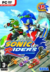 Descargar Sonic Riders pc full español mega y google drive o mediafire.