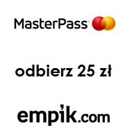 empik.com masterpass rabat 25 zł