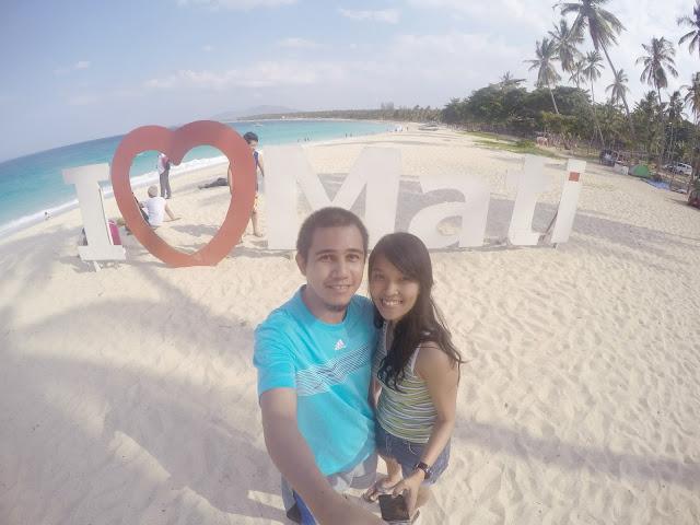 Dahican Beach, Mati City, Davao Oriental