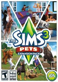 The Sims 3 Pets - Download Game PC Iso New Free