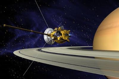 Cassini-Huygens (1997 - Sekarang)