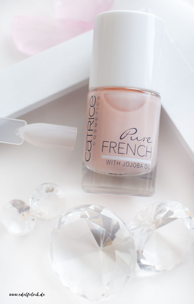 catrice Sortimentsupdate Herbst Winter 2016 Pure French