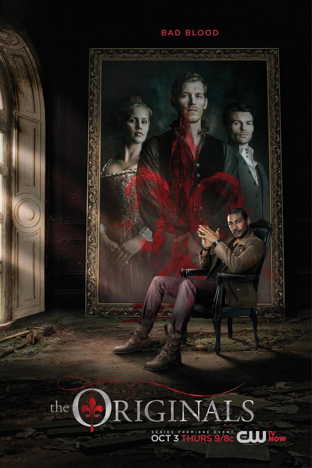 Reseña: The Originals 1º Temporada