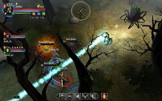 Dungeon Hunter 5 Mod mod damage