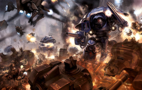 Imperial Knight Release Date!