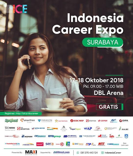 Job Fair Surabaya 2018
