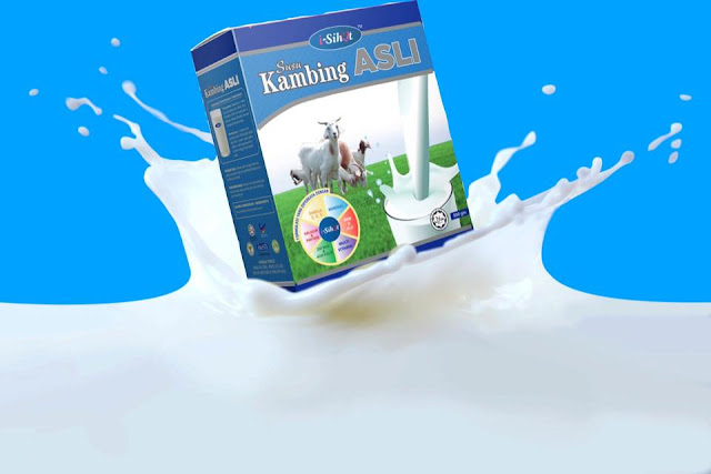 i-Sihat Susu Kambing Asli