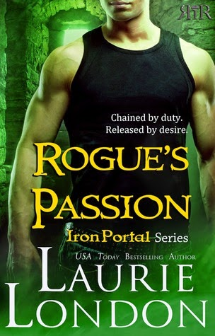 Rogue's Passion (Iron Portal #2) by Laurie London