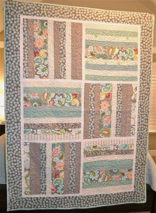 A Quilt for Claire - Free Pattern