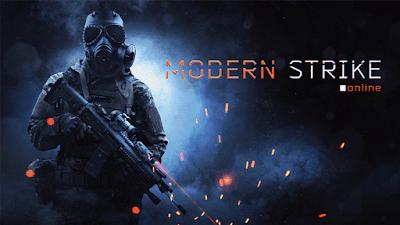 Game FPS Android Terbaik Terbaru Terpopuler - Modern Strike