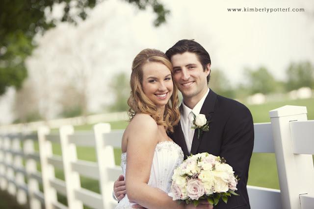 Shanna + Jon: Darby House Wedding!