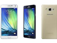 Samsung Galaxy A7, Phablet Android KitKat Miliki Prosesor Octa Core 64-bit Dan Dimensi Tertipis