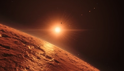 3 Planet Seukuran Bumi Ditemukan, Adakah 1 yang Berpenghuni?