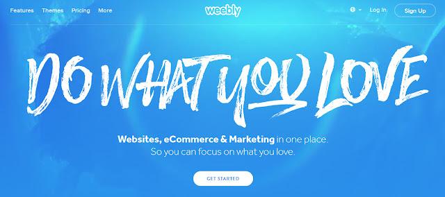 Panduan Praktis Membuat Blog Dengan Weebly.com
