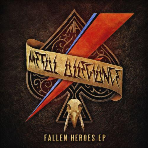 METAL ALLEGIANCE: Ανακοίνωσαν νέο EP