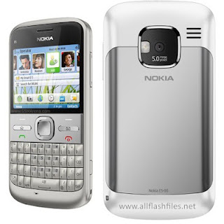 Nokia E5 Flash File
