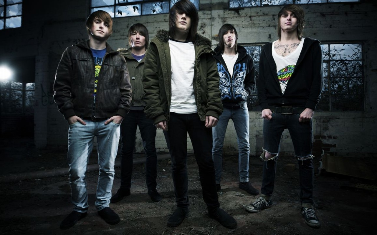 Asking Alexandria Twitter Backgrounds