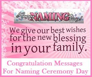 congratulation messages christening baptism