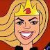 queen b diventa cartone animato: i fan di beyoncé sempre un passo oltre