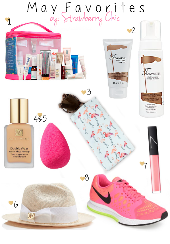 favorite beauty products, monthly favorites, favorite self tanner, favorite makeup, best self tan
