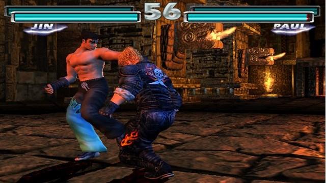 Download Tekken Tag Tournament PC Games Gameplay