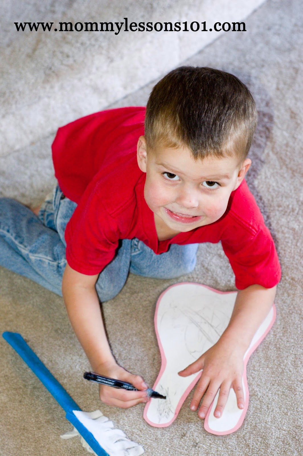 Mommy Lessons 101: Fun Activities for National Children's