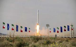 Roket Peluncur Satelit Noor