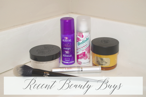 Recent Beauty Favorites