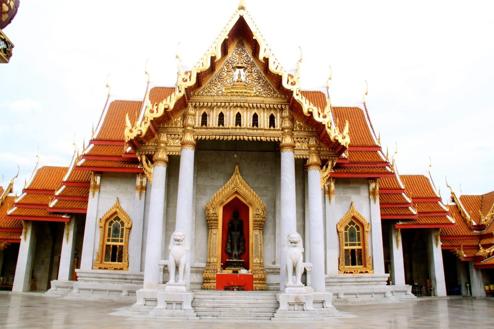 Kishastyle Wat Benchamabophit Bangkok