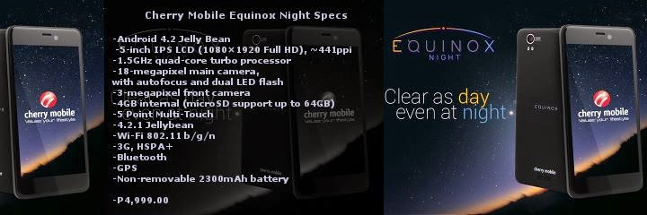 Equinox Night Stockrom