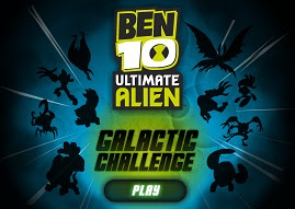 Ultimate Alien Galactic Challenge