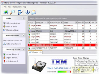 Download HDD Network Temperature 1.0.82 RC1