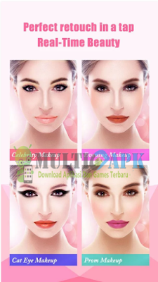 Download Aplikasi Selfie Camera InstaBeauty v4.4.5 Apk Android Terbaru